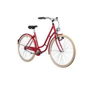 Ortler Detroit City Bike Women red